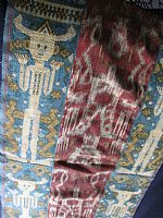 Photo 3 of our Ikat and songket weaving Sumba