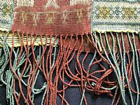 Photo 10 of our Ikat and songket weaving Sumba