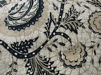 Photo 6 of our Eagles and leaves vintage batik