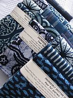 Photo 5 of our Incredibly Inviting Indigo 4 fat quarters