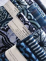 Photo 6 of our Incredibly Inviting Indigo 4 fat quarters