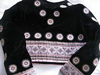 Photo 7 of our H'mong child's jacket