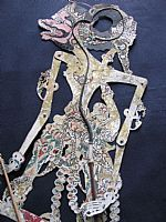 Photo 4 of our Subali - Javanese shadow puppet