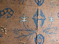 Photo 4 of our Javanese Print - Traditional motifs
