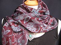 Photo link to Silk and Cotton Scarves