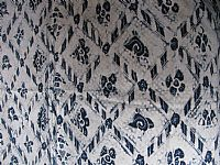 Photo 4 of our Vintage Javanese Batik - Indigo Design