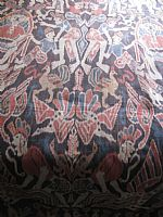 Photo 2 of our Sumba Village Festival ikat cloth (XL)