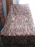 Photo 6 of our Sumba Village Festival ikat cloth (XL)