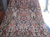 Photo 7 of our Sumba Village Festival ikat cloth (XL)