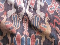 Photo 9 of our Sumba Village Festival ikat cloth (XL)